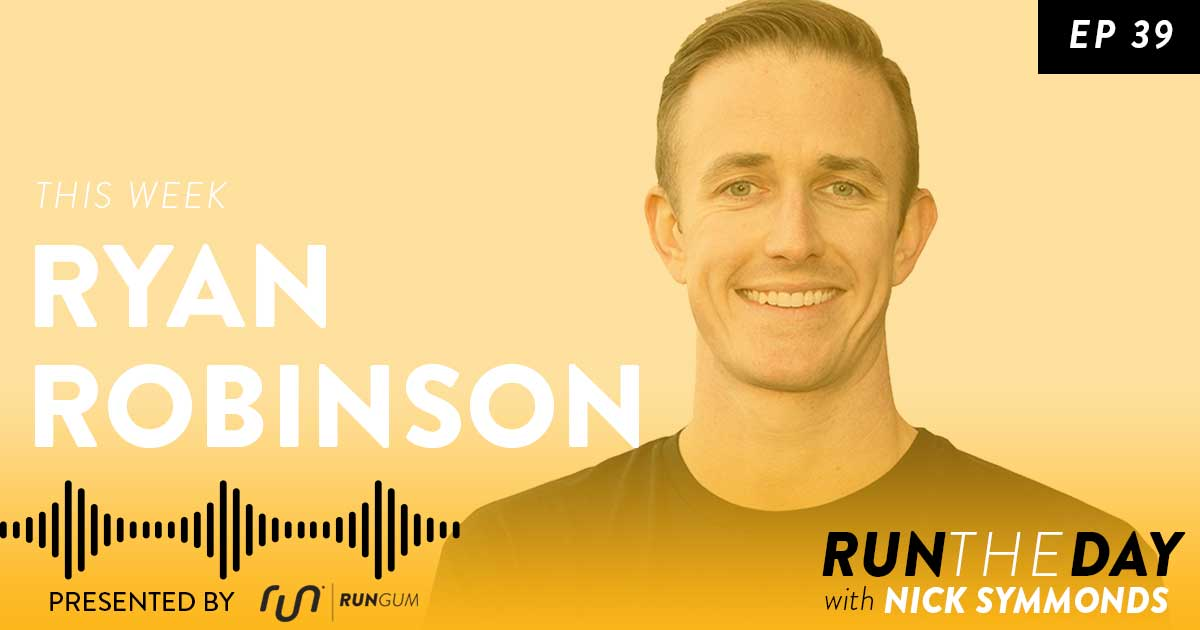 Ryan Robinson, Entrepreneur & Marketing Guru - How To Start A Side Hustle - 039