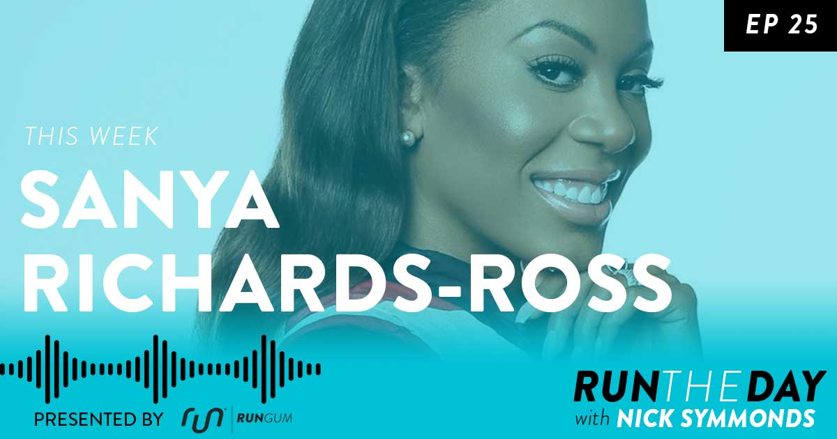 Sanya Richards-Ross, Olympic Champion & Entrepreneur - The Power Of Sharing Your Story - 025