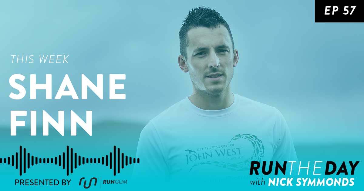 Shane Finn, Endurance Athlete - Becoming The Best Version Of Yourself - 057