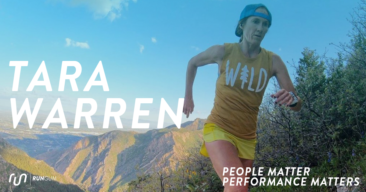 How Tara Warren Finished 2nd in the Bighorn 100 with a Broken Rib