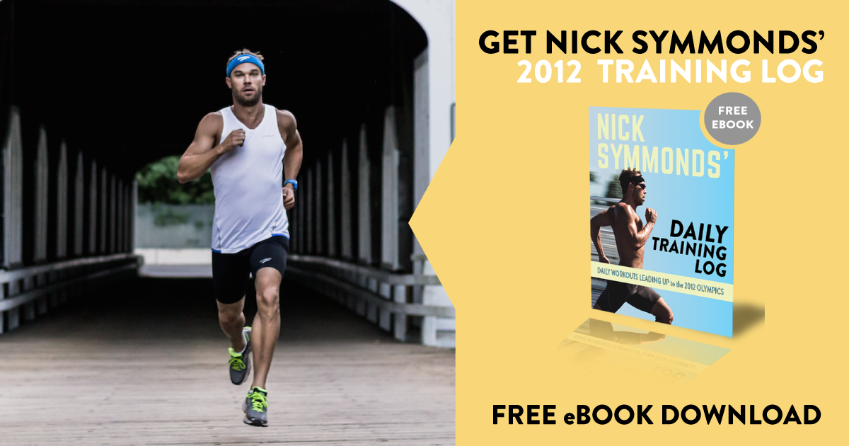 Nick Symmonds' 2012 Training Log eBook [FREE DOWNLOAD]