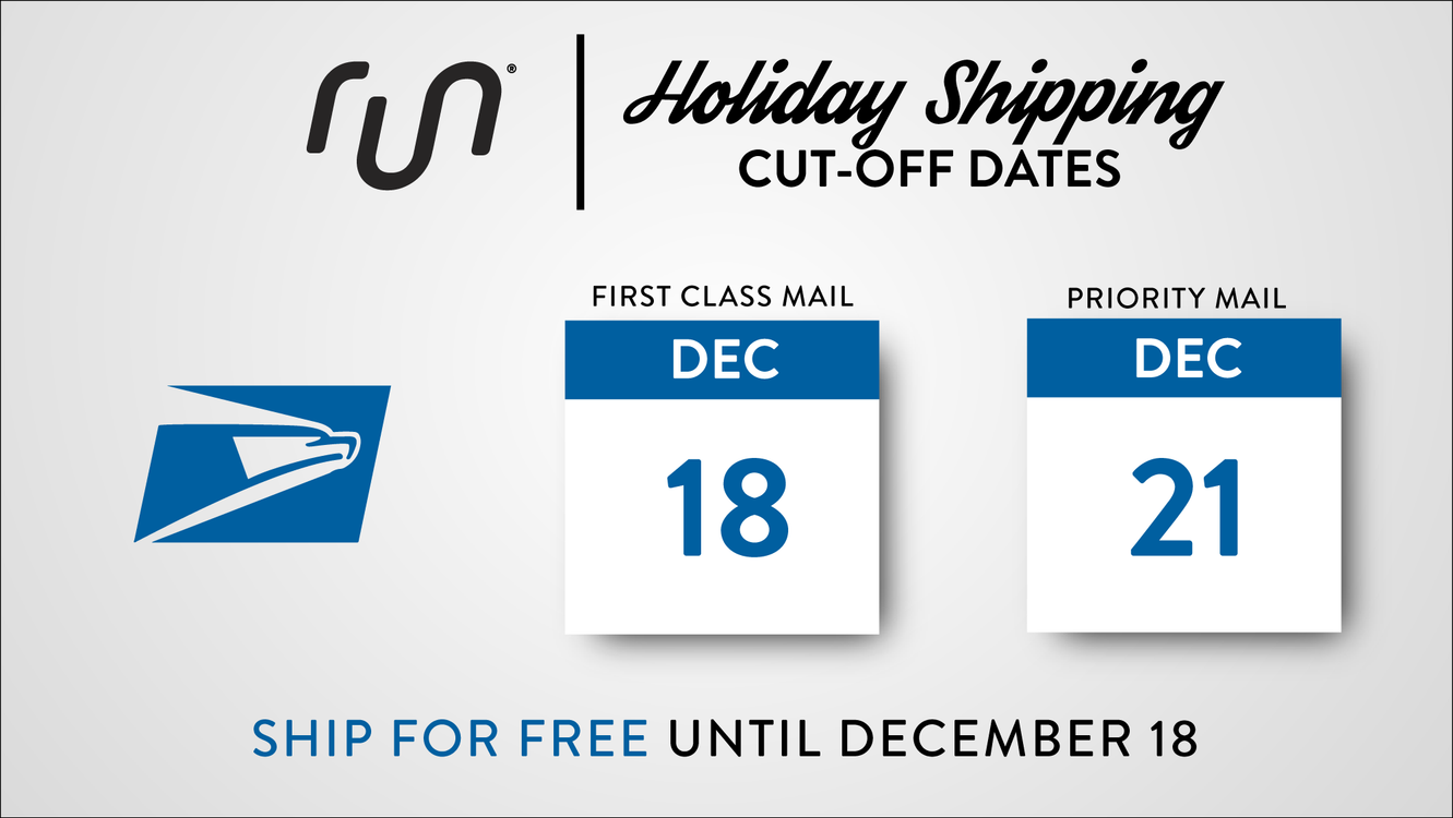 Get Free Holiday Shipping & Cut-Offs Dates To Ship By Christmas