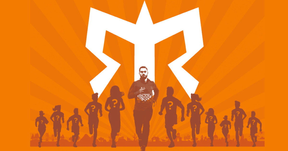 Ragnar Reach the Beach Run with Nick Symmonds