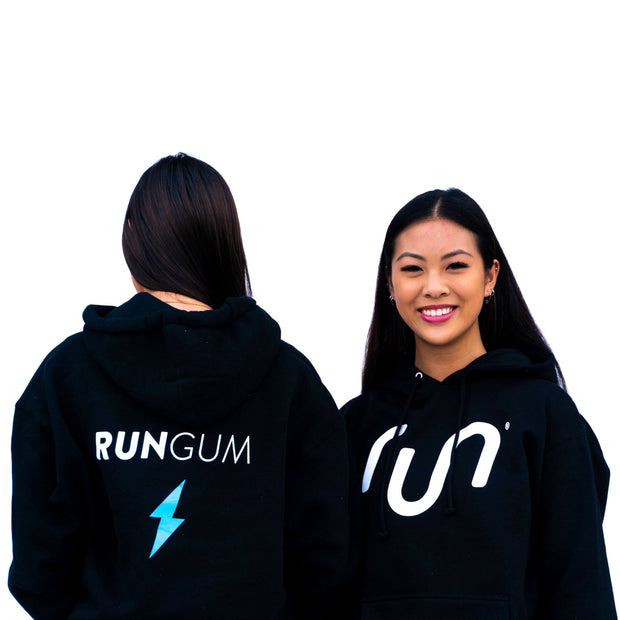 Bolt Hooded Sweatshirt - Run Gum