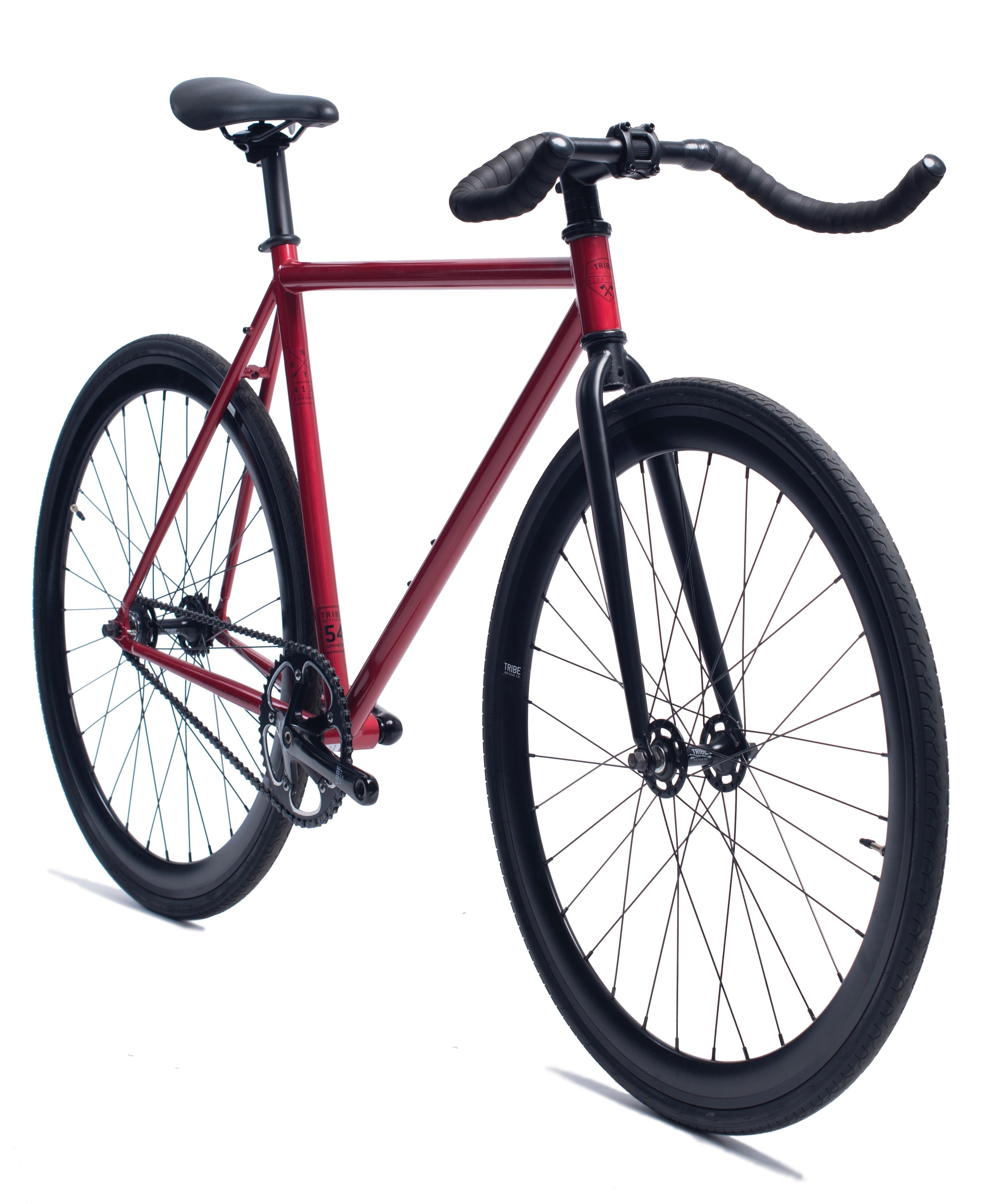the material used in the frame set which is 4130 chromoly steel recognized as one of the most high quality materials used in bicycle manufactuing
