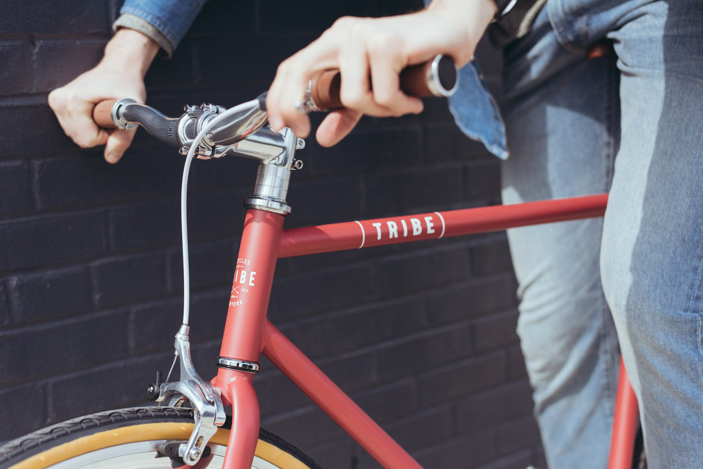 Tribe Bicycle Co Venice Fixed Gear Single Speed Bike