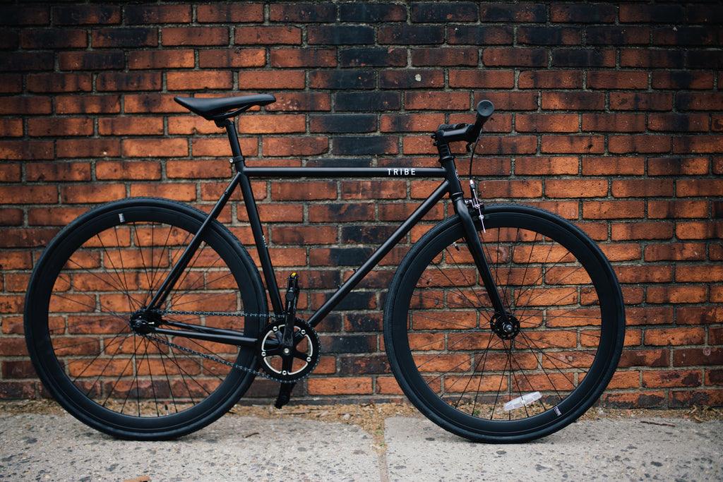 Haka Tribe Bicycle Co. Fixed Gear