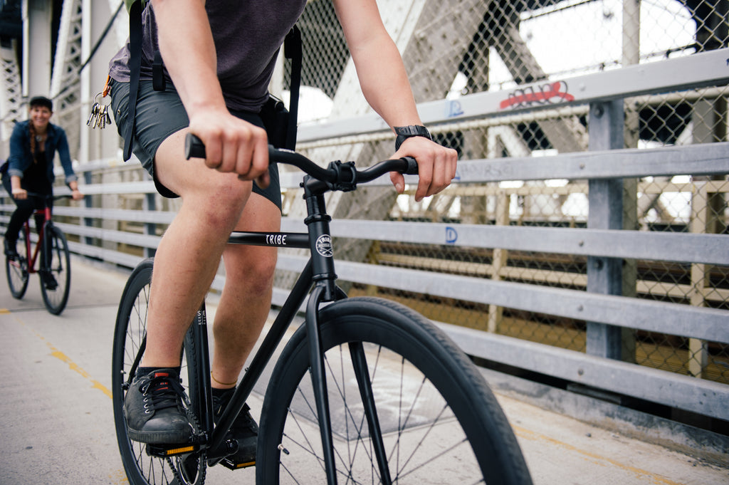Haka Fixed Gear Single Speed Bike Tribe Bicycle Co