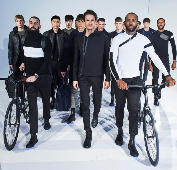 Uri Minkoff x Tribe Bicycle Co. NYFW 2017