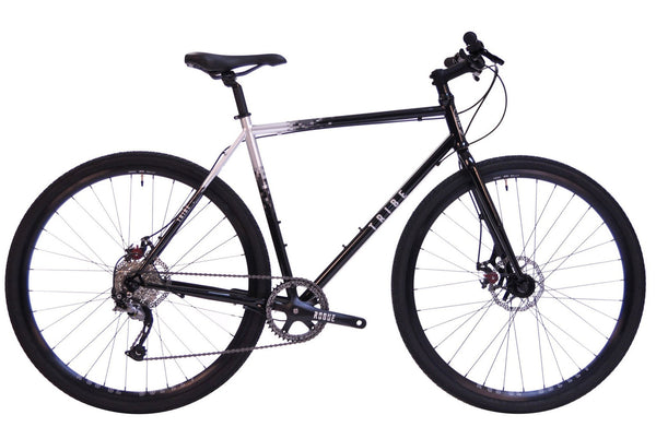Tribe-Urban-Cyclocross-Black-Silver-CX-Raceface-Hybrid-1x9