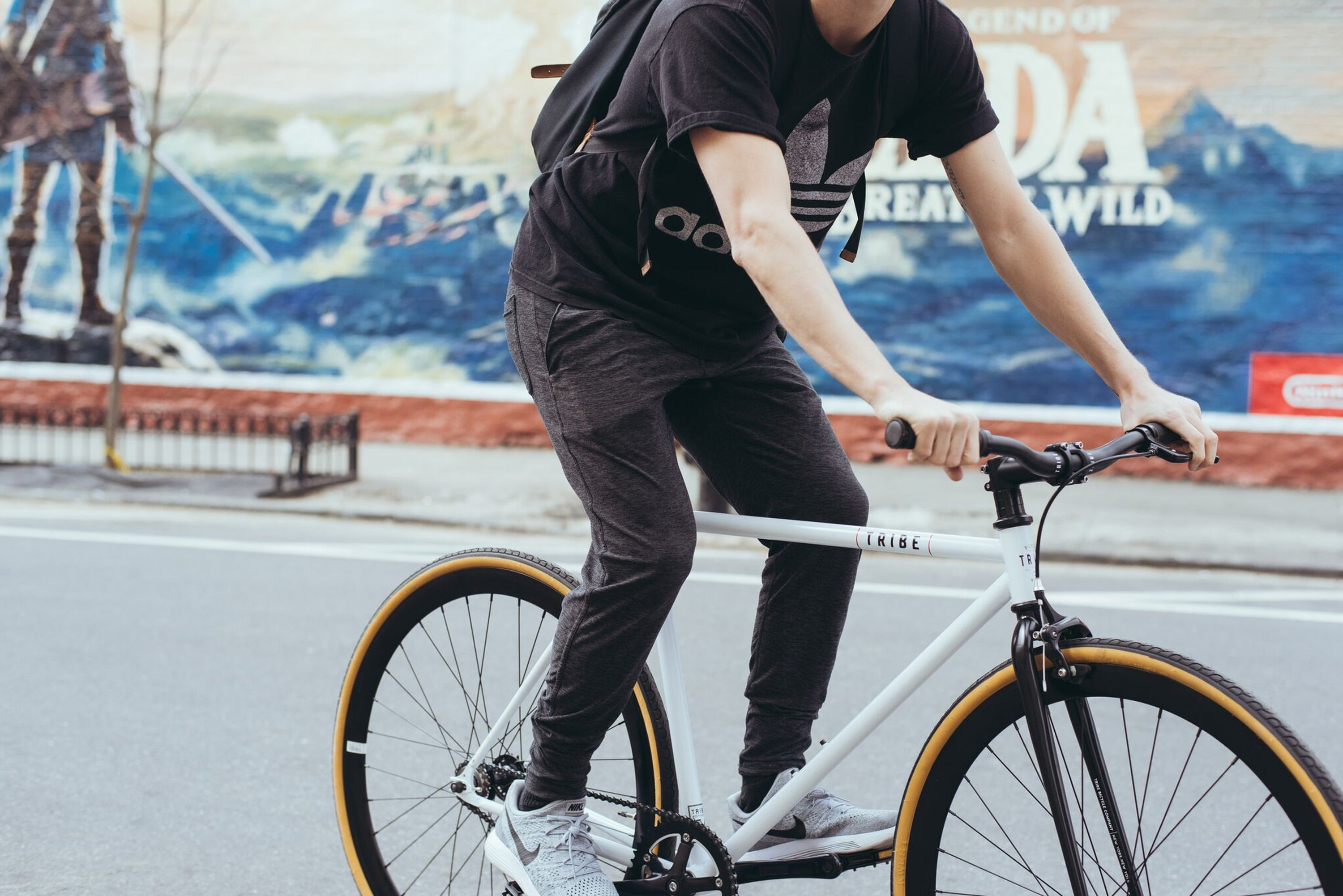 816d7c88c ... Tribe Bicycle Co Hi ten series Fixed Gear Single Speed Bike Dane ...