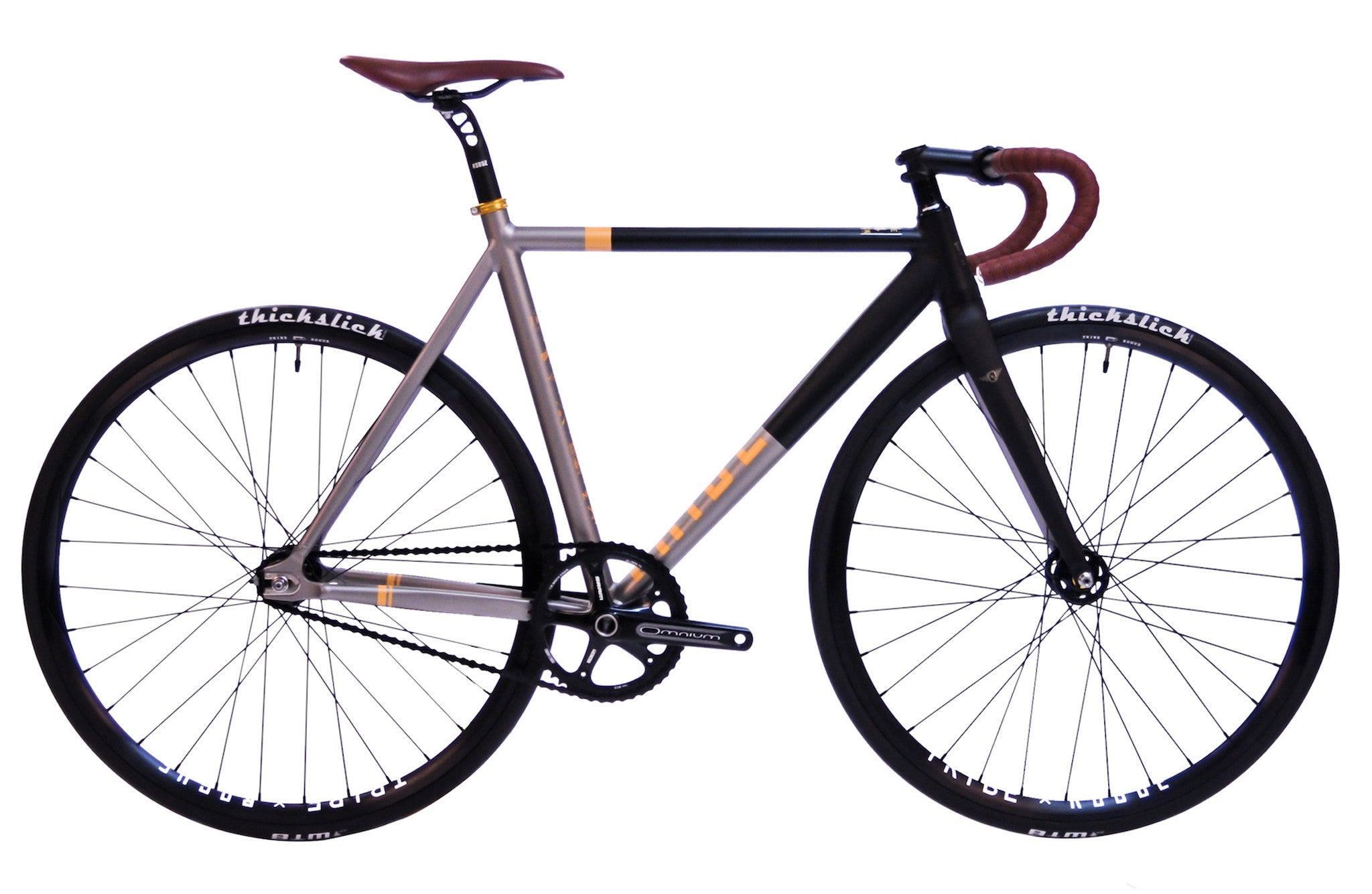 Tribe Bicycle Co. - Track Series - Cafe Racer - Tribe Bicycle Co. ®