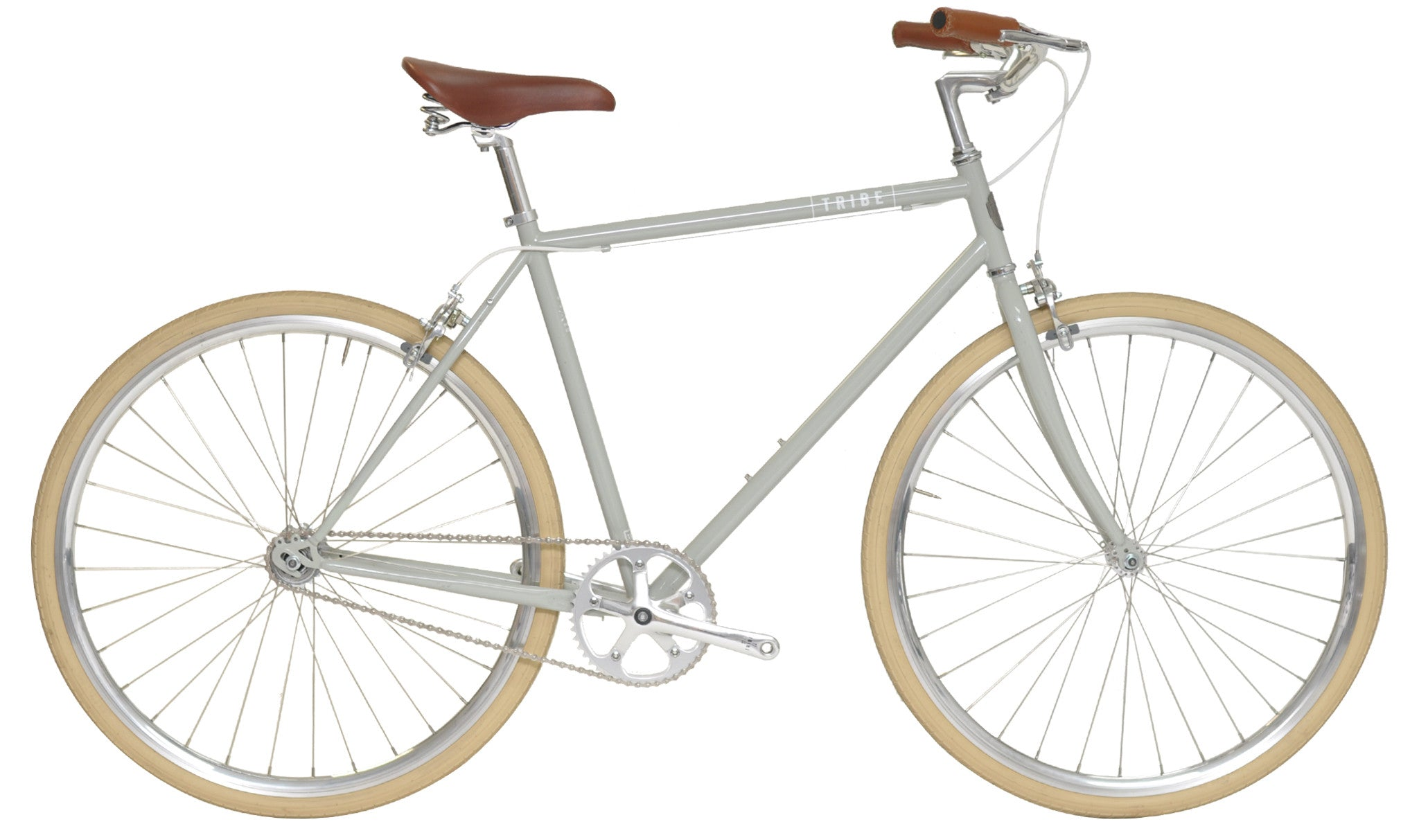 Tribe Bicycle Co. - Single Speed Cruiser - Rambla - Tribe Bicycle Co. ®