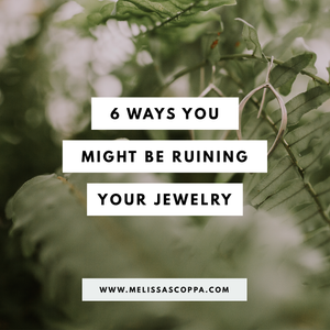 6 Ways You're Ruining Your Jewelry Without Knowing It