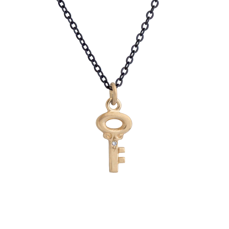 Simple Key Pendant