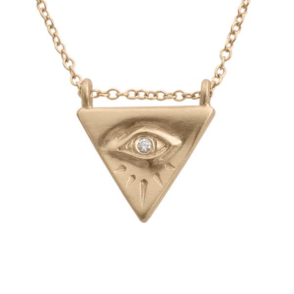 14K-Gold-Evil-Eye-Pendant-Necklace-Diamond