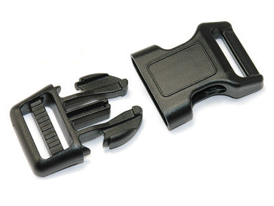PS22 Super Tension Curved Side Release Buckle