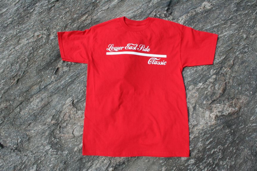 Lower East Side™ COKE Classic Tee