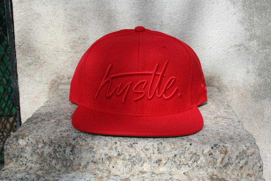 LES Clothing Co.™ HUSTLE© Snapback