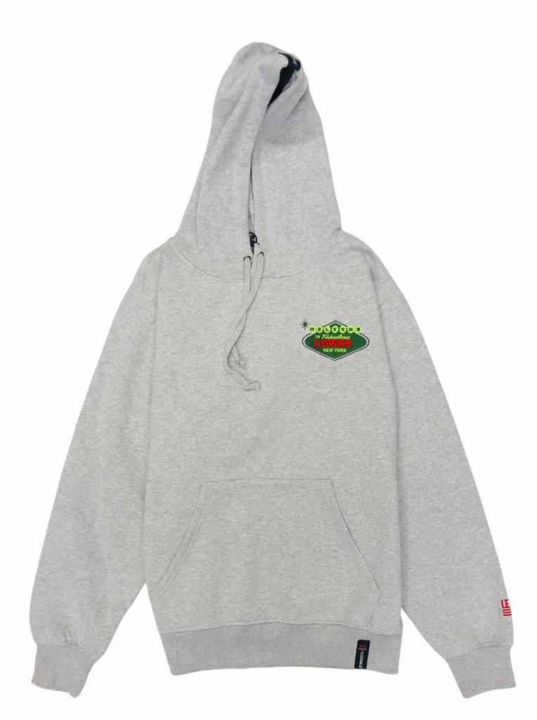 LOWER™ New York Hoodie