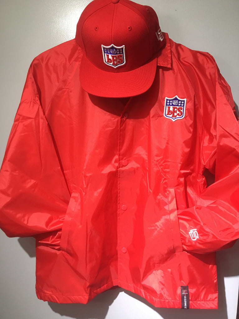 LES™️ Shield Windbreaker