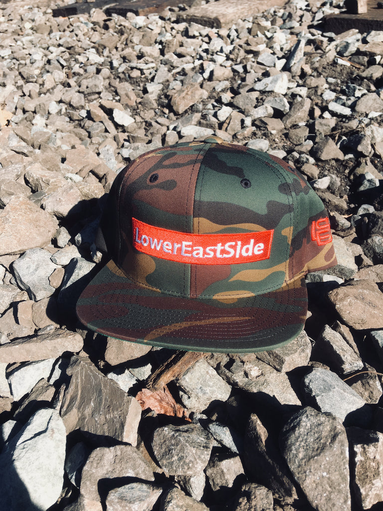 Lower East Side™️ Supremacy SnapBack