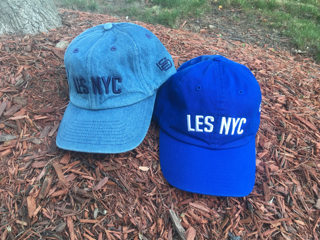 LES NYC® DadHat