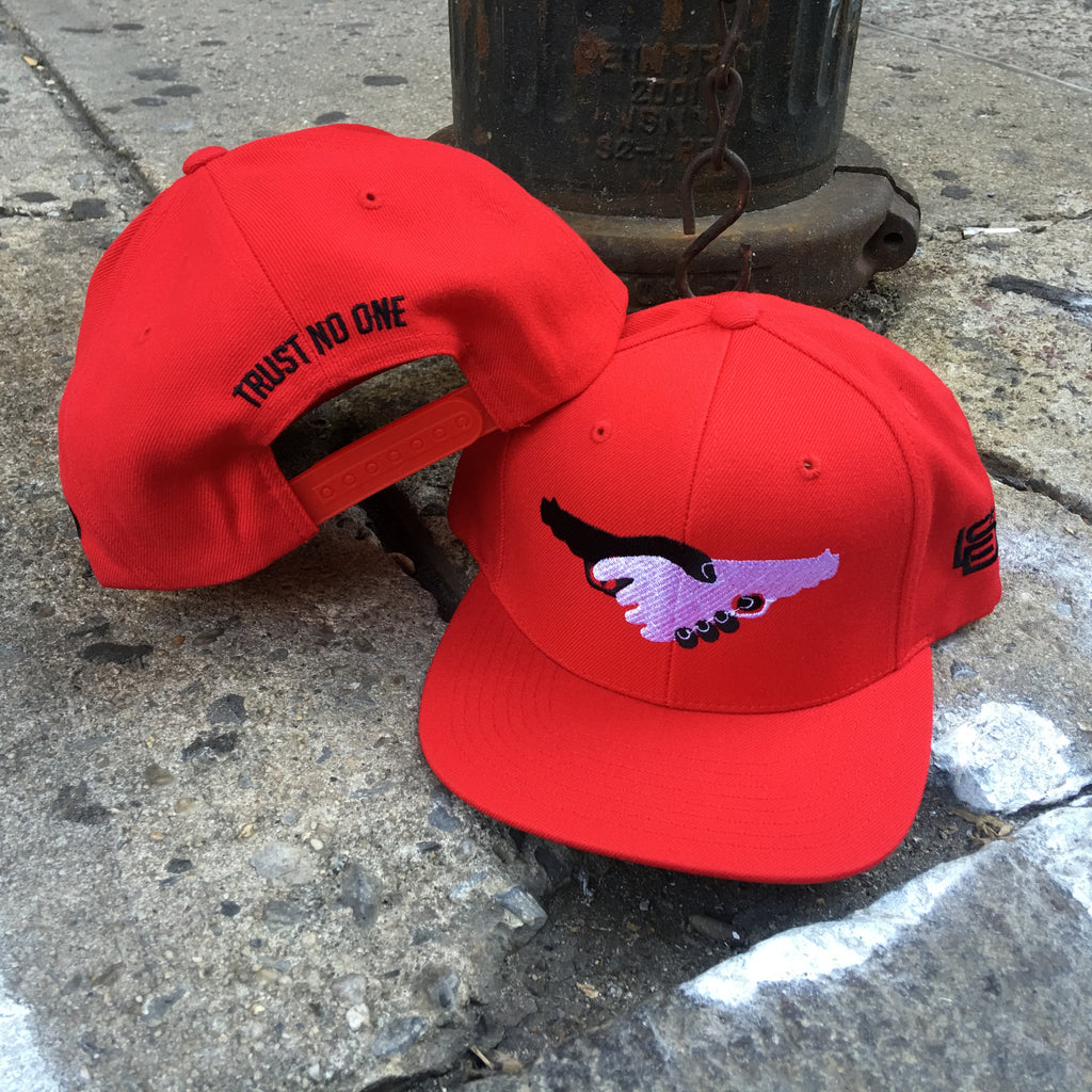 "LES Clothing Co.™ ""Trust No One"" SnapBack"