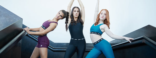 Plum Practicewear Taps Local Talent to Launch New Back to Basics Collection