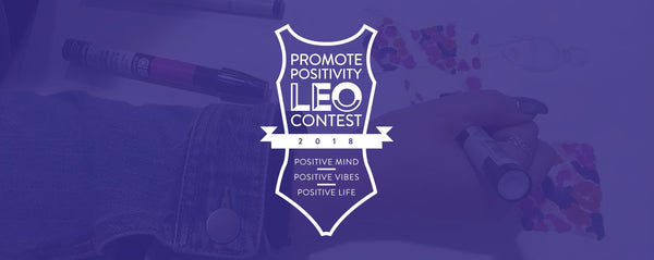 Plum Launches 2nd Annual Promote Positivity Leo Design Contest