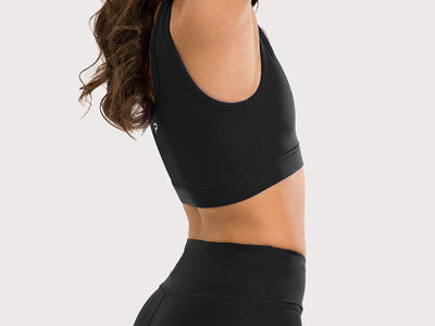 Plum Raven Basic Sports Bra
