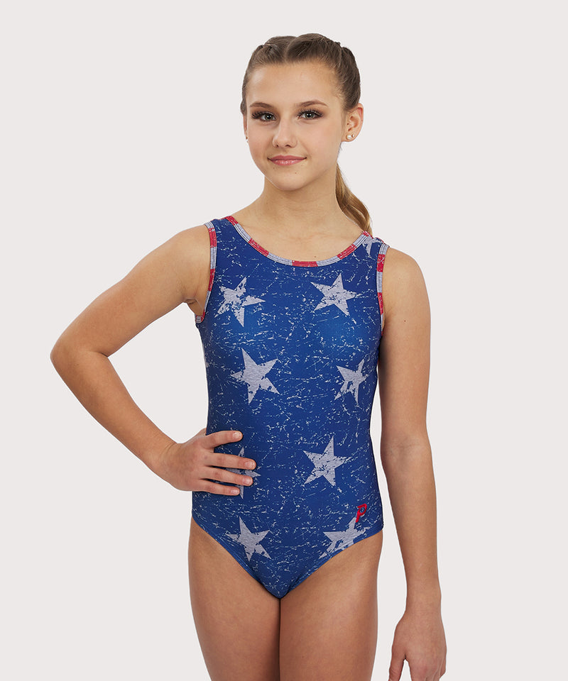 Plum All American FlipMix Leotard