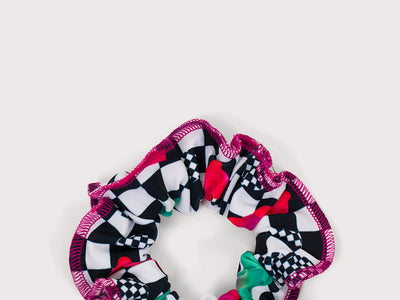 Plum Gummy Love Scrunchie