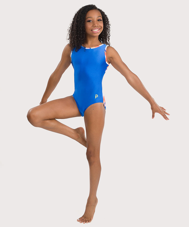 Plum Freestyle Flip Side Leotard