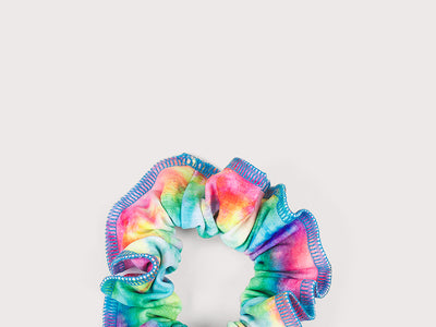 Plum SUP Scrunchie