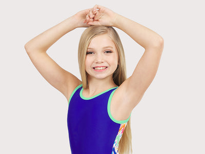 Plum Wahine Flip Side Leotard