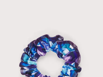Plum Otherworldly Scrunchie