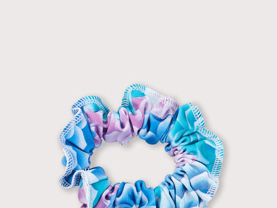 Plum Vintage Catalina Scrunchie