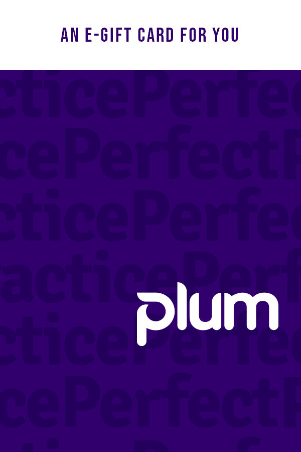 Plum Practice Perfect E-Gift Card