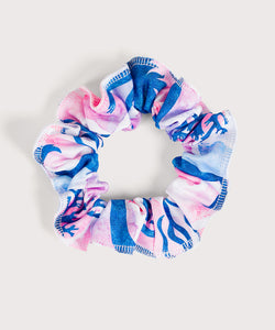 Plum Mermaid Melody Scrunchie