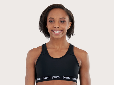Plum Back to Basics Raven Sport Top