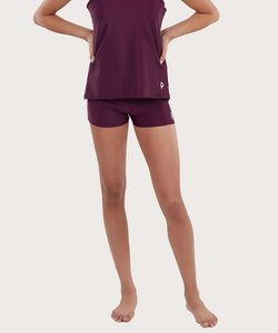 Plum Ruby Sport Short