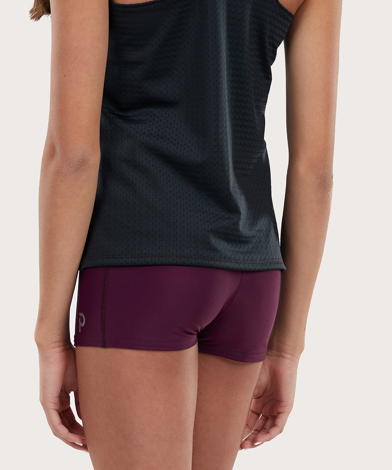 Plum Back to Basics Ruby Mesh Tank