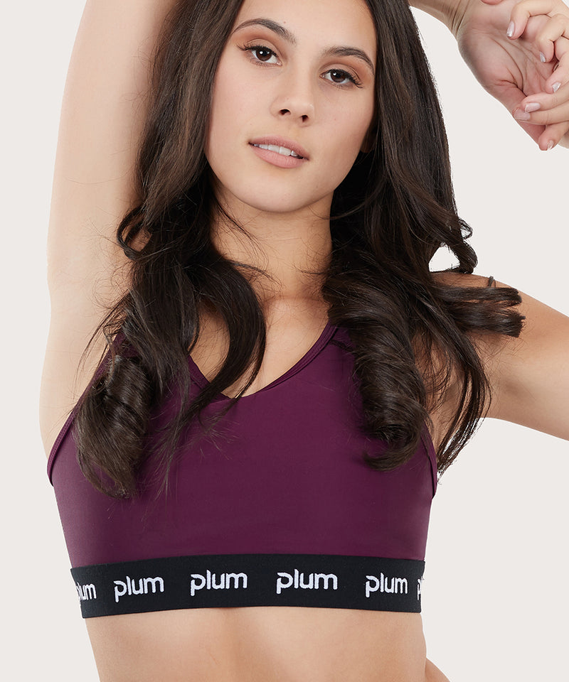 Plum Ruby Sport Top