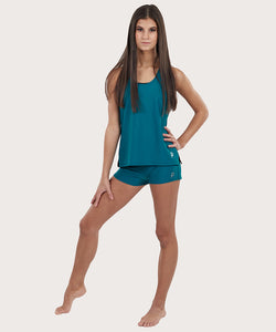 Plum Seaglass Sport Short