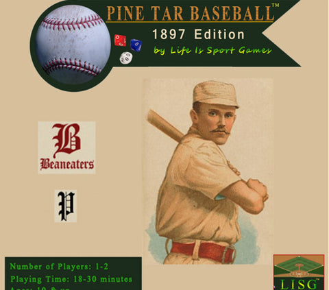Pine Tar Baseball 1897 Edition - Complete Game