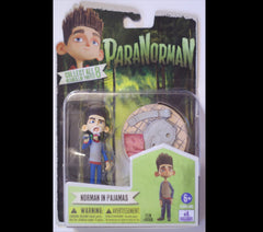 Norman in Pajamas- a ParaNorman Collectible
