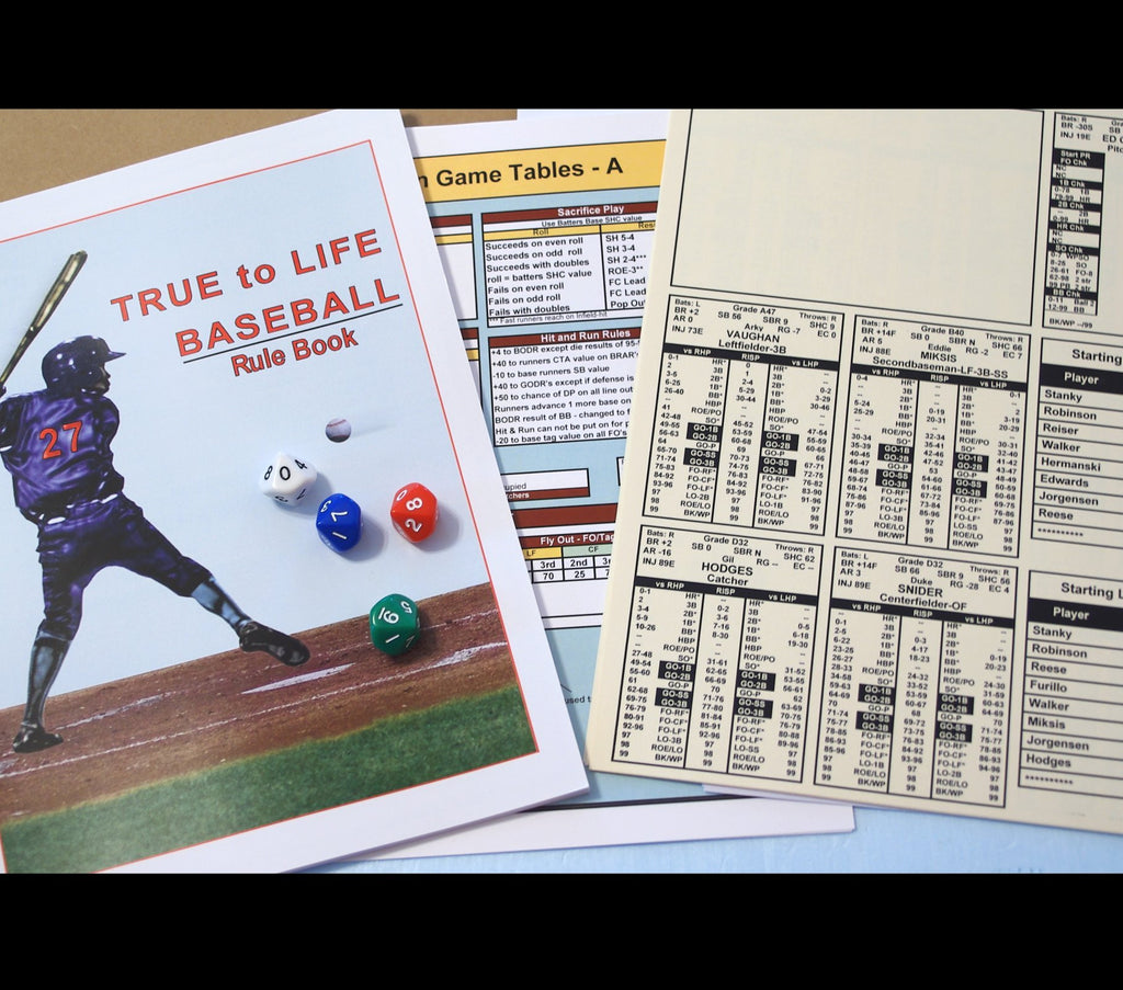 Old Timers Version Of Ttl Baseball By Life Is Sport Games
