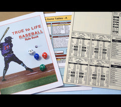 'Old Timers' version of TTL Baseball Game