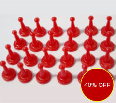 Game Pawns (set of 24)